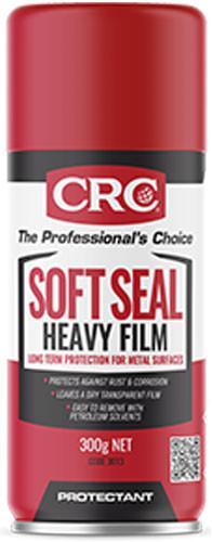 CRC Soft Seal Heavy Film Long Term Metal Protection Aerosol Spray 300g Sparesbox - Image 1