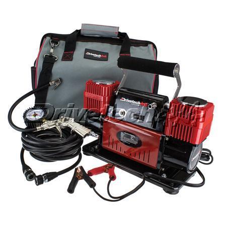 Drivetech 4x4 Air Compressor 180L/Min DT-COMPRESSOR Sparesbox - Image 2