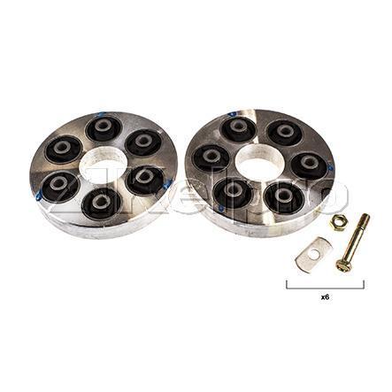 Kelpro Driveshaft Rubber Coupling 14mm KDC1023 Sparesbox - Image 1