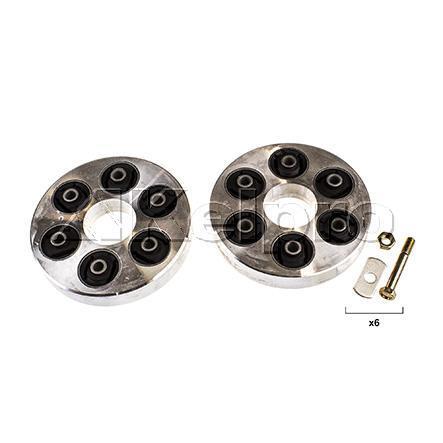 Kelpro Driveshaft Rubber Coupling 12mm KDC1024 Sparesbox - Image 1