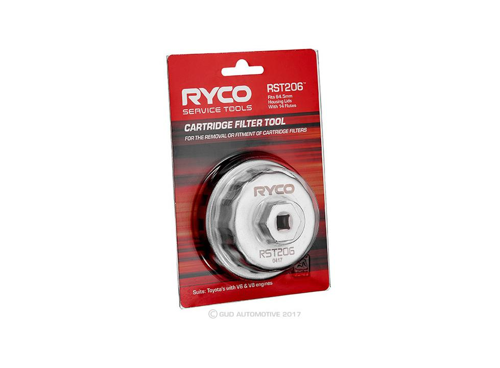 Ryco Spin On Filter Cup RST206 Sparesbox - Image 1